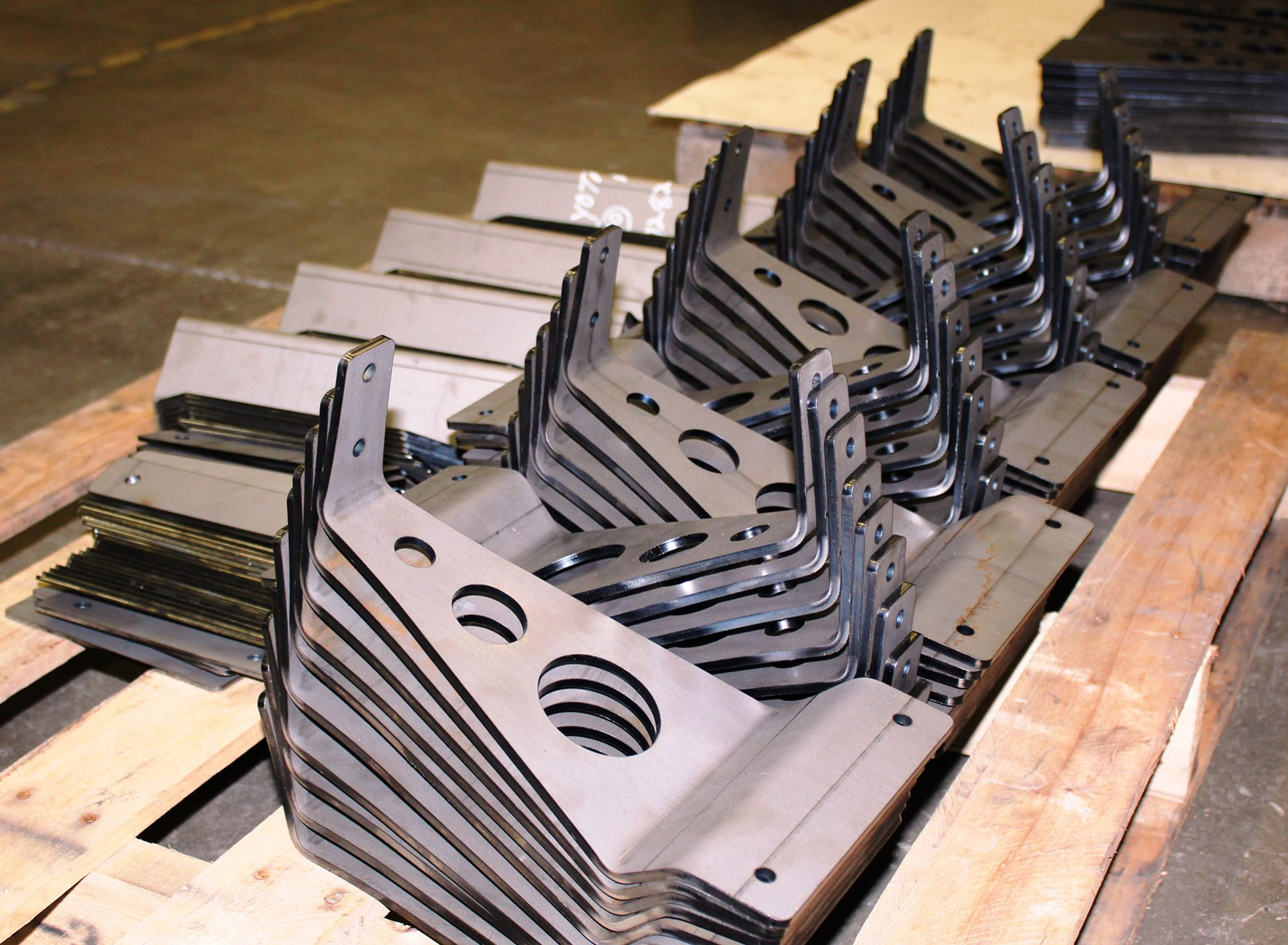 Mass Laser and Formed Parts